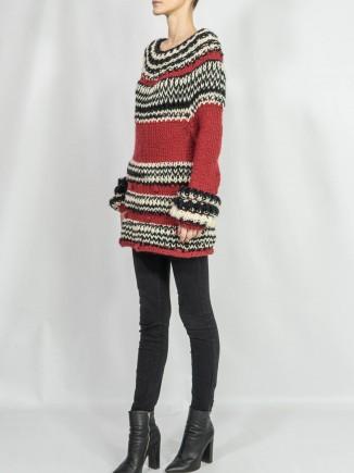 Knitted sweater Sabinne