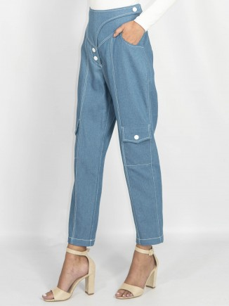 Sustainable crafted pants Constantine Renakossy