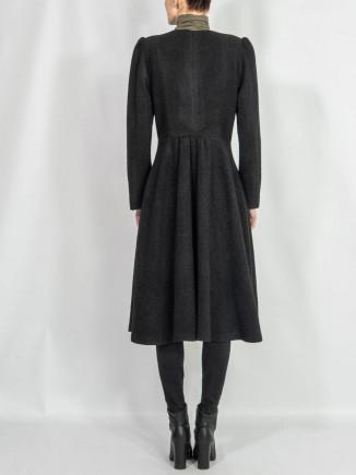 Crafted coat Sabinne