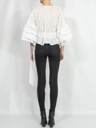Crafted blouse Sabinne