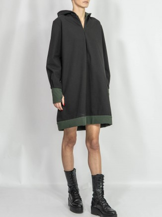 Unique crafted hoodie/dress Andreea Plesa