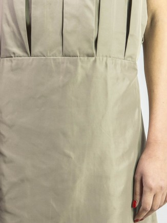 Unique crafted dress Andreea Plesa