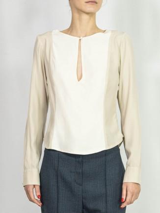 Organic fabrics blouse Alina Moza