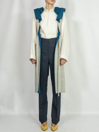 Crafted vest Alina Moza