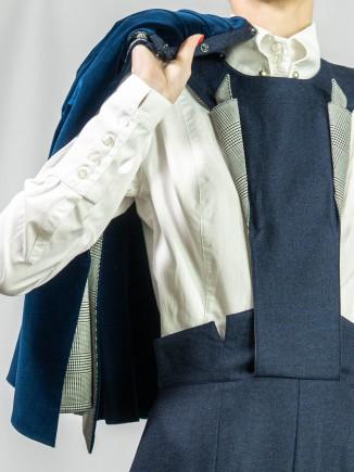 Crafted skirt Alina Moza