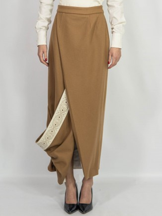 Sustainable crafted skirt Alina Moza