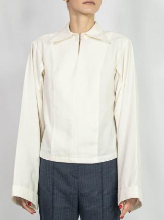 Organic fabrics crafted blouse Alina Moza