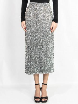Crafted skirt Diana Caramaci