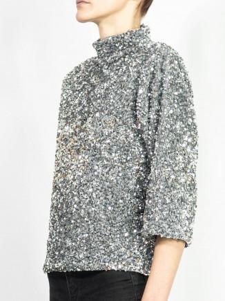 Crafted blouse Diana Caramaci