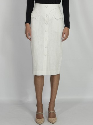 Crafted skirt midi size Constantine Renakossy