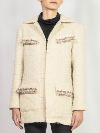 Crafted tweed jacket Diana Caramaci