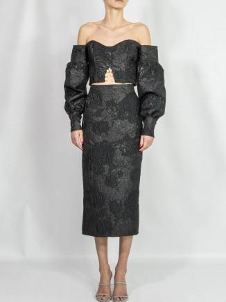 Crafted suit Diana Caramaci
