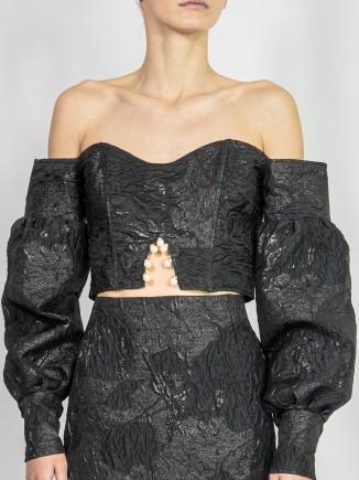Crafted corset Diana Caramaci