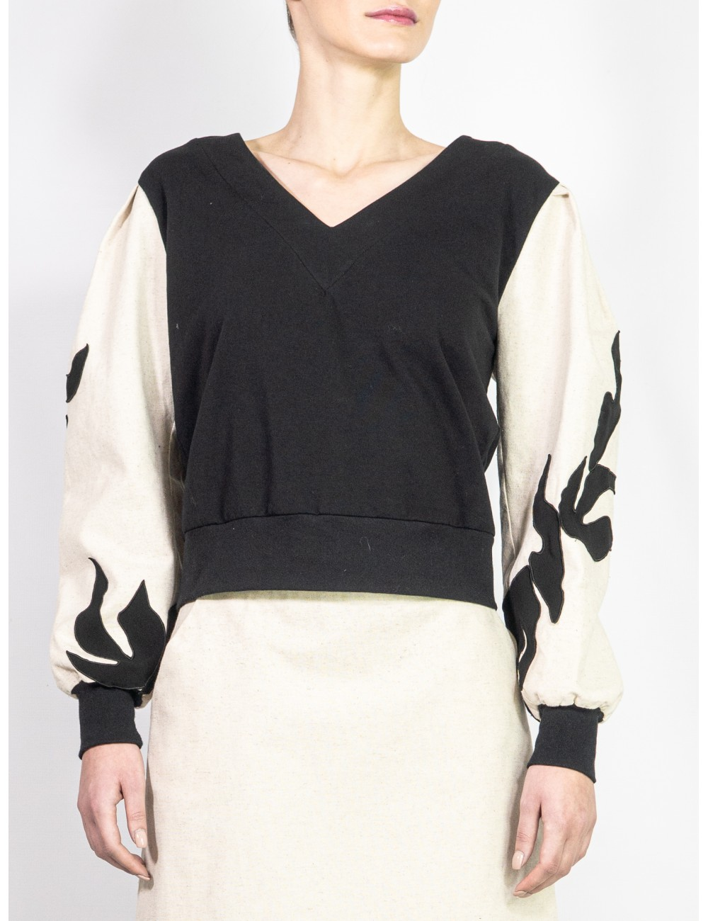 Crafted blouse Alina...
