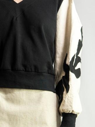 Crafted suit Alina Cernatescu