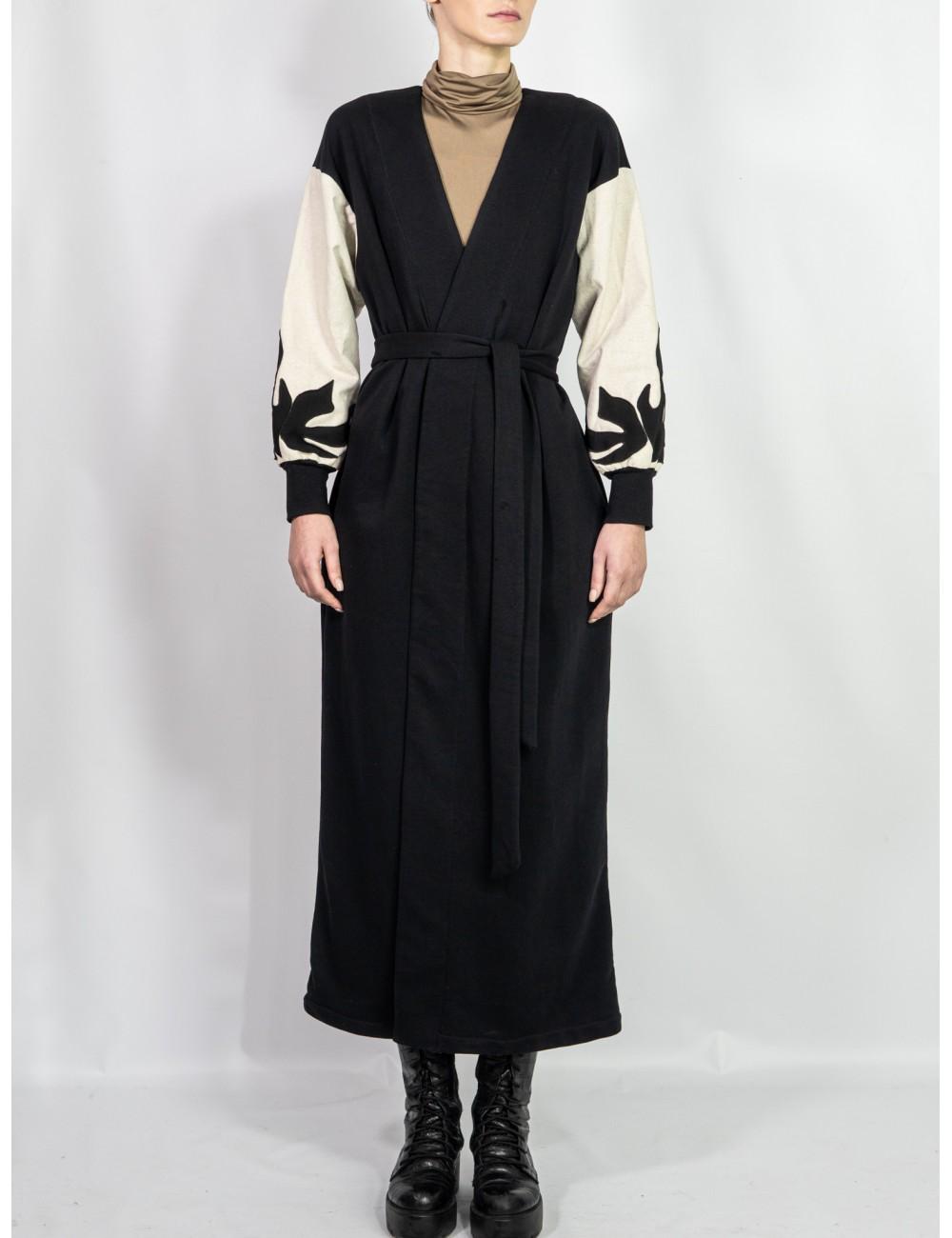 Crafted coat/cardigan Alina Cernatescu
