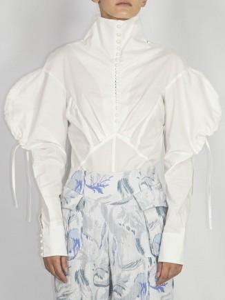 Crafted white shirt Constantine Renakossy