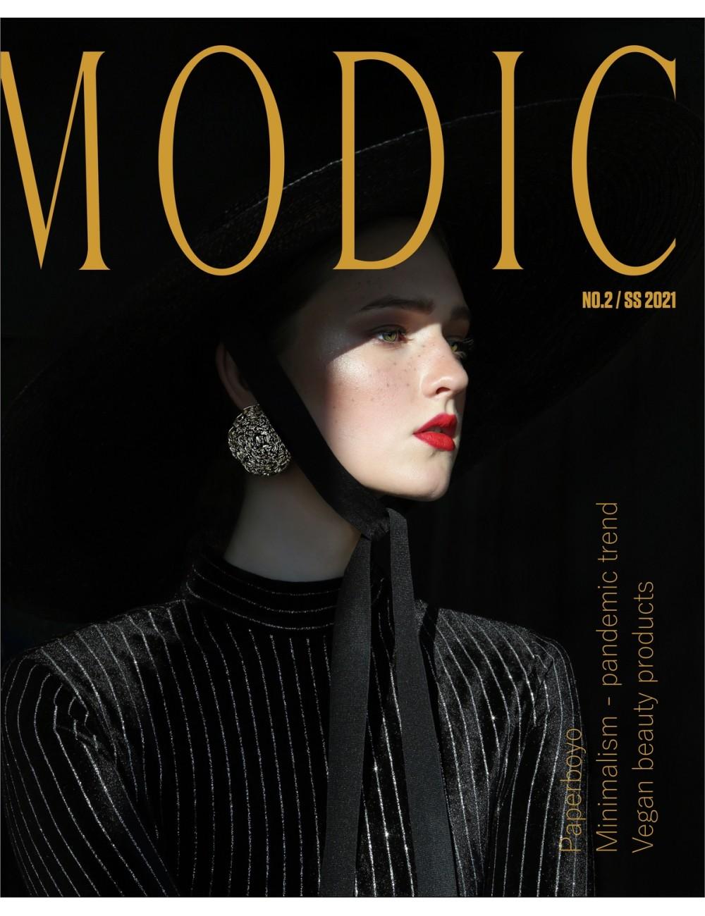 Modic Magazine SS2021 - Printed Issue