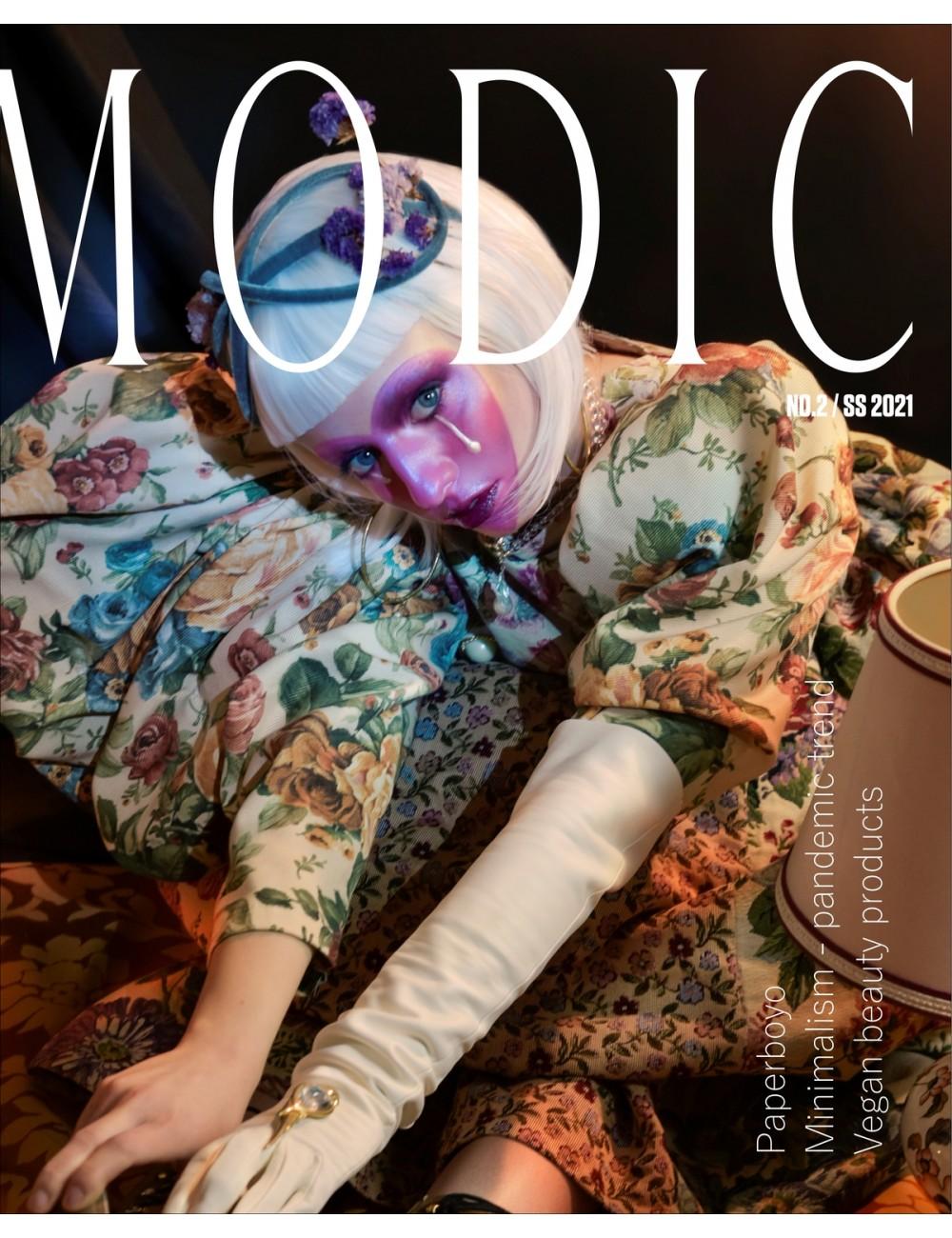 Modic Magazine SS2021 - Digital Cover No.3