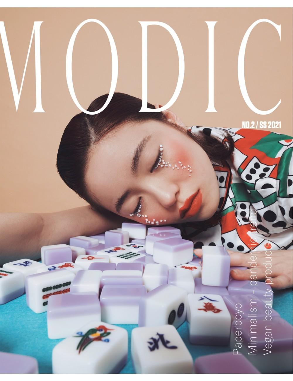 Modic Magazine SS2021 - Digital Cover No.2