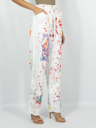 Upcycled pants x Mira