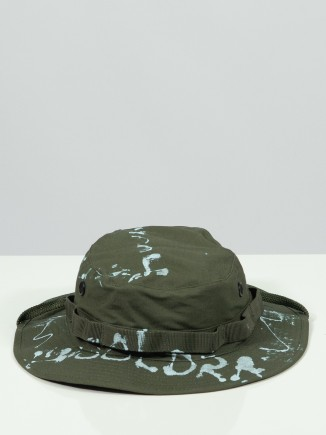 Unique upcycled hat x Mira