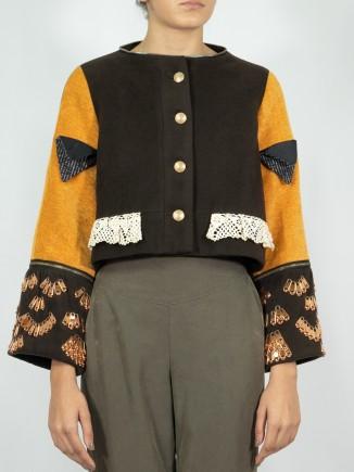 Unique jacket Vlad Cheregi