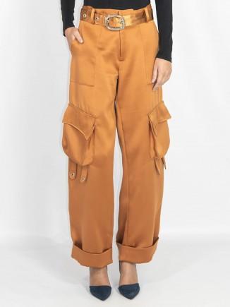 Blackout crafted pants Ioana Serban