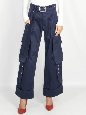 Crafted pants Ioana Serban