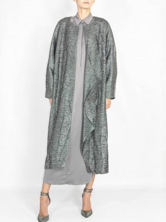 Unique crafted coat Alexandra Todoran