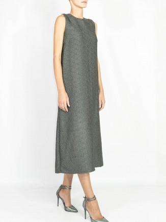 Crafted unique dress Alexandra Todoran
