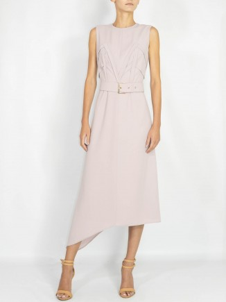 Architectural crafted dress Ramelle