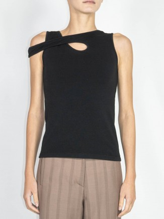 Sustainable crafted top Gnana