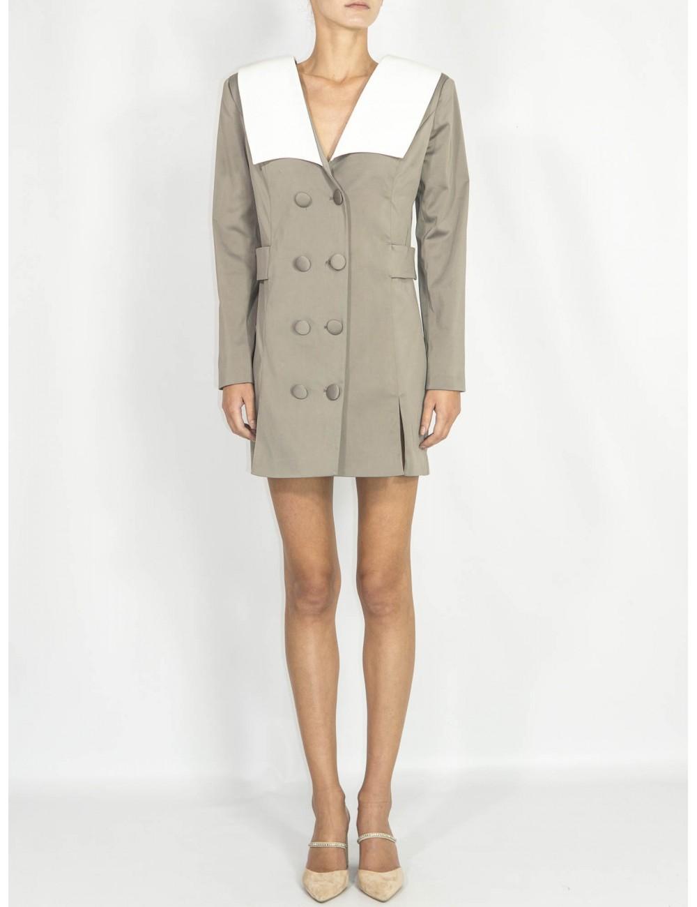 Crafted jacket/dress Florentina Agape