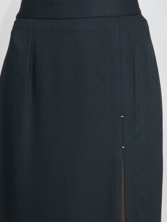 Recycled fabrics crafted skirt Gnana