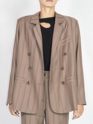 Recycled fabrics sustainable suit jacket Gnana