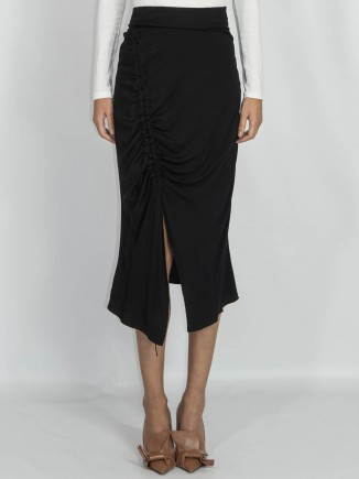 Recycled fabrics skirt Gnana
