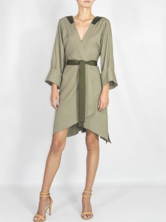 Crafted dress/cardigan A&S Negulescu