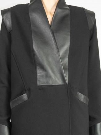 Crafted coat A&S Negulescu