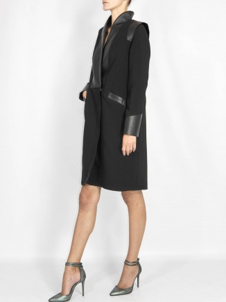 Crafted coat A&S Negulescu