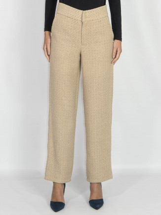Crafted pants Maam with love