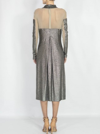 Unique crafted dress Diana Chis