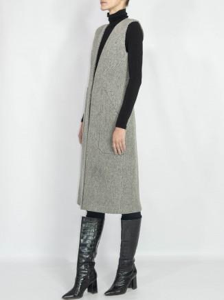 Unique crafted vest Diana Chis