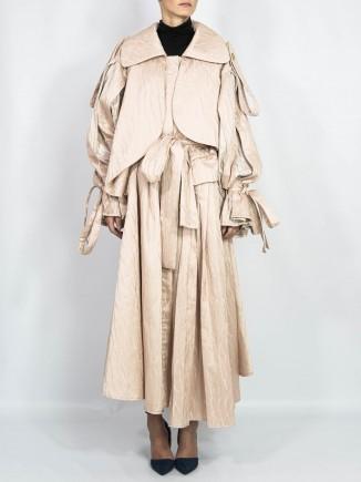 Unique trench coat Andrada Oprean