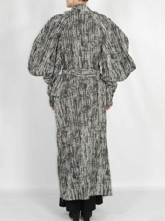 Unique coat madalina mihalcea