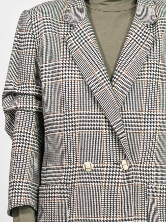 Upcycled jacket Hooldra