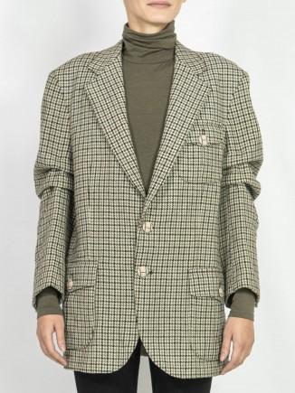 Upcycled vintage jacket Hooldra