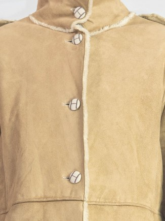 Upcycled second hand short jacket Hooldra