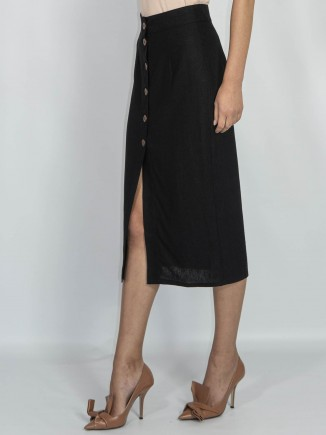 Ethical crafted skirt Gnana