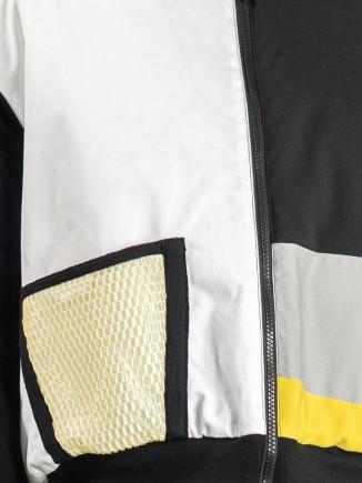 Unique crafted jacket Olga Mihoc